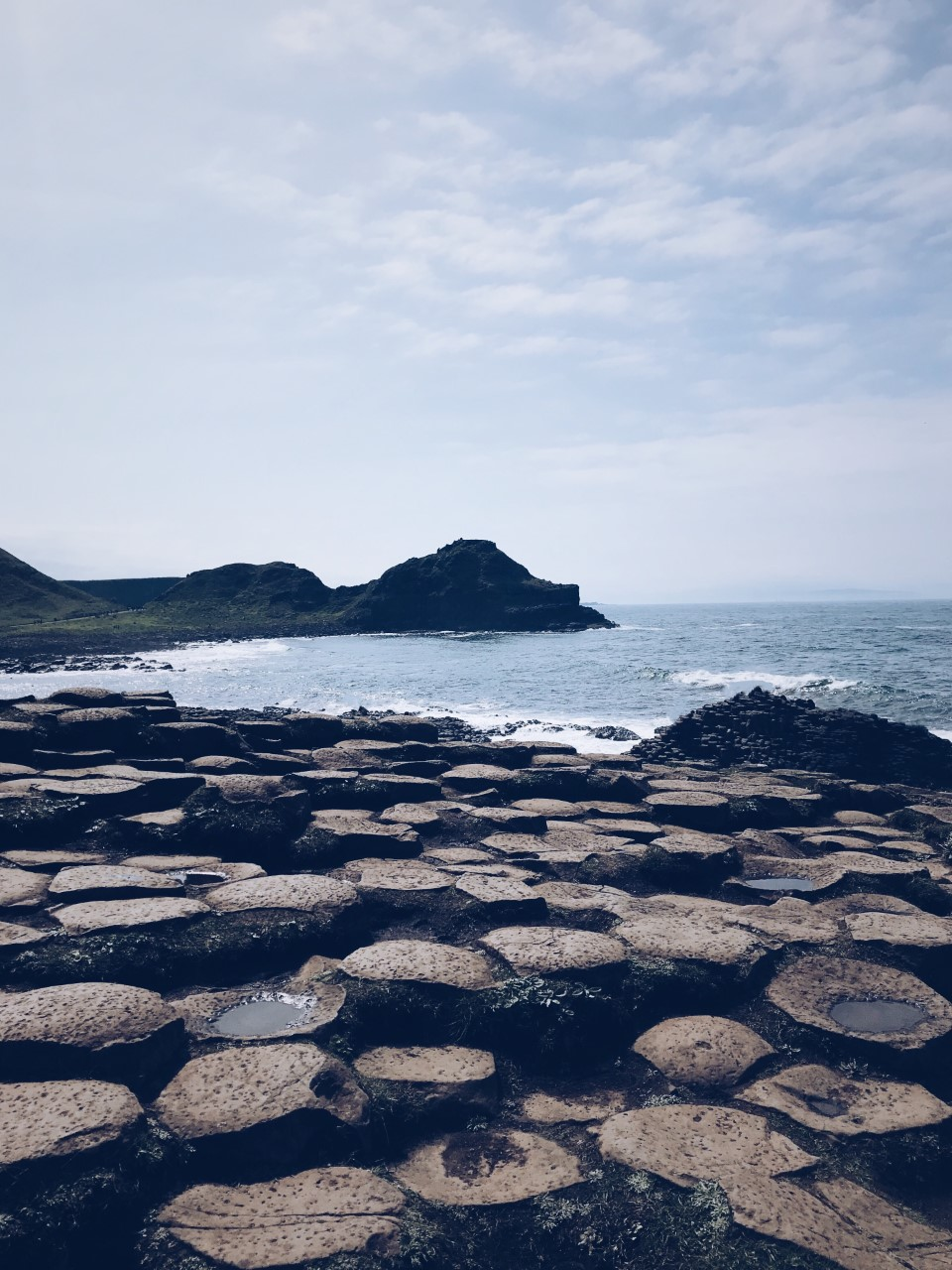 The Giant's Causeway, Northern Ireland