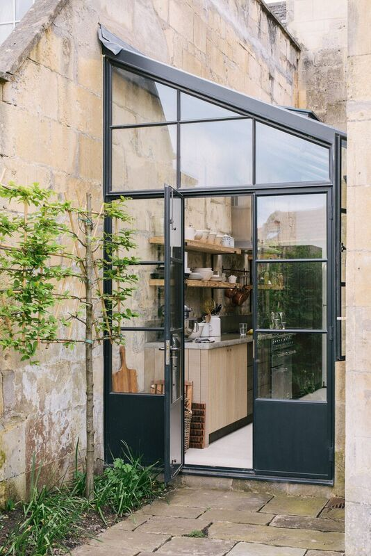 Devol Kitchens - Bath Larkhall Kitchen with Sebastian Cox