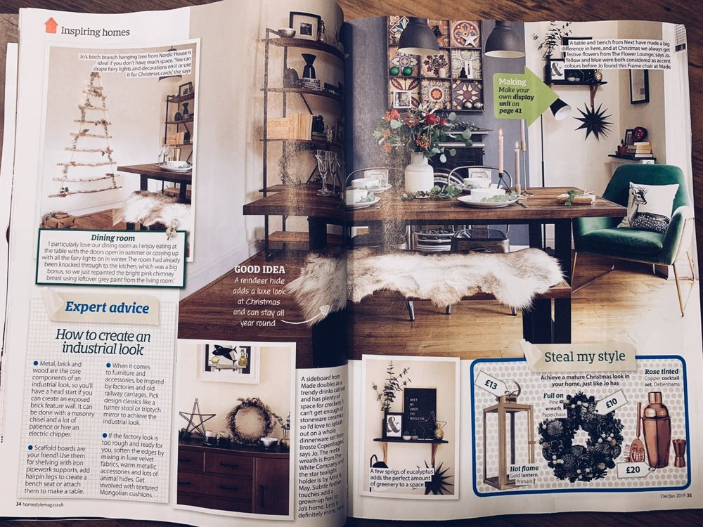 Home Style Magazine feature