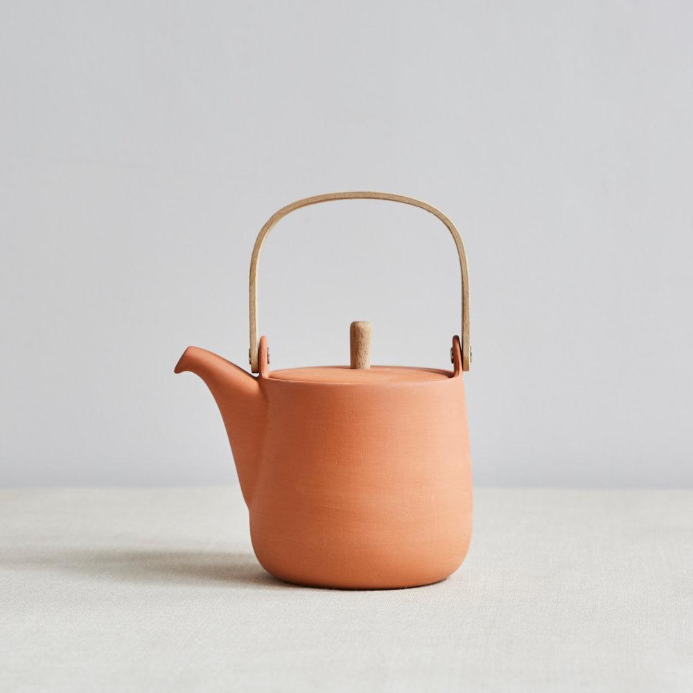 Sue Pryke - Terracotta Teapot
