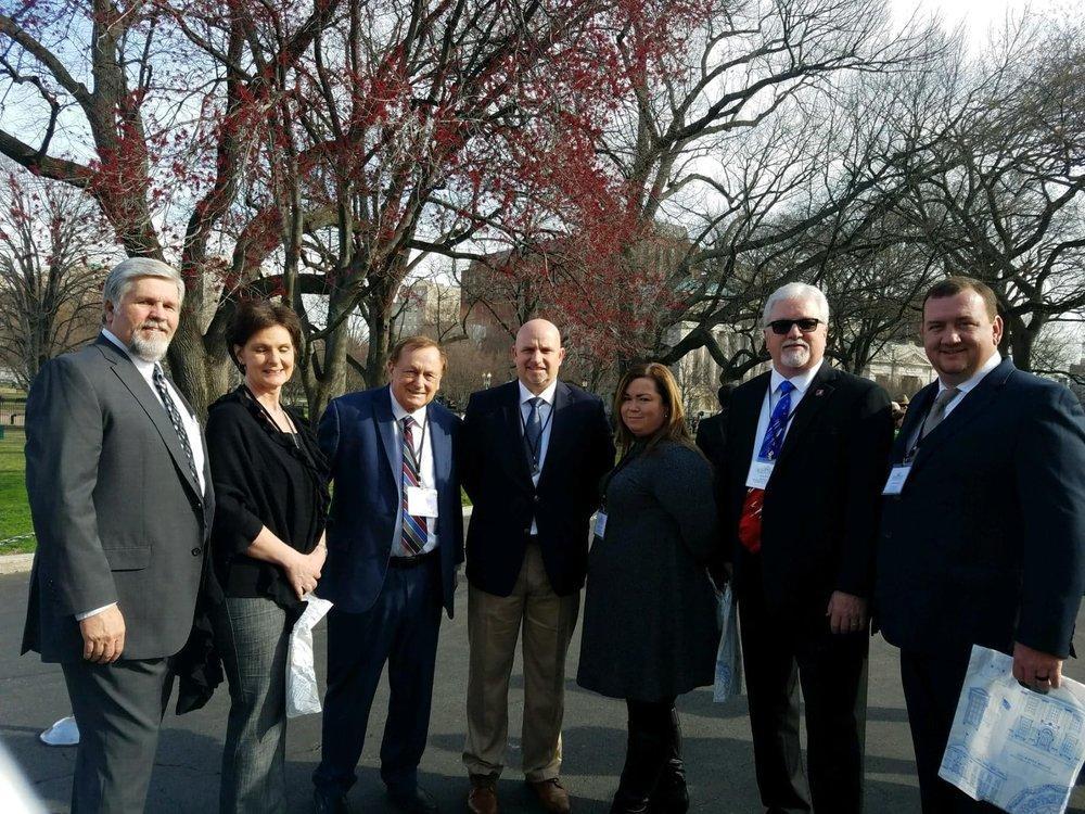 Chamber Washington Trip