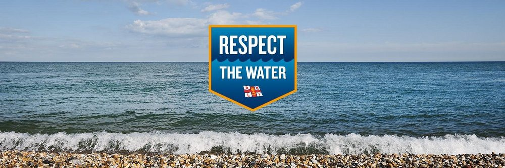 The coast is an exciting place to be - but it's easier than you think to get into trouble in the water. Stay safe with this essential advice from the RNLI - click on the logo above.