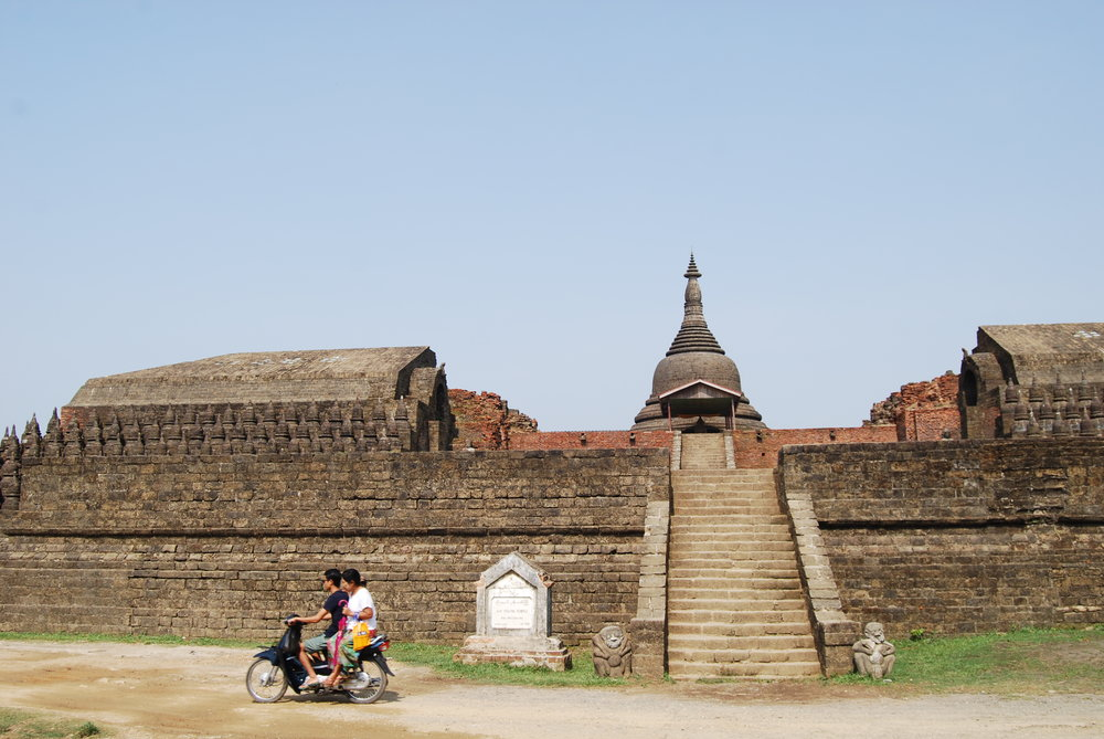 With A Forgotten Temple City Myanmar Hopes To Strike Tourism Gold