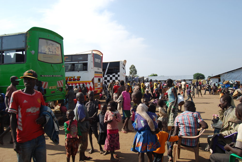 "The Guardian: ""Uganda at breaking point as Bidi Bidi becomes world's largest refugee camp"
