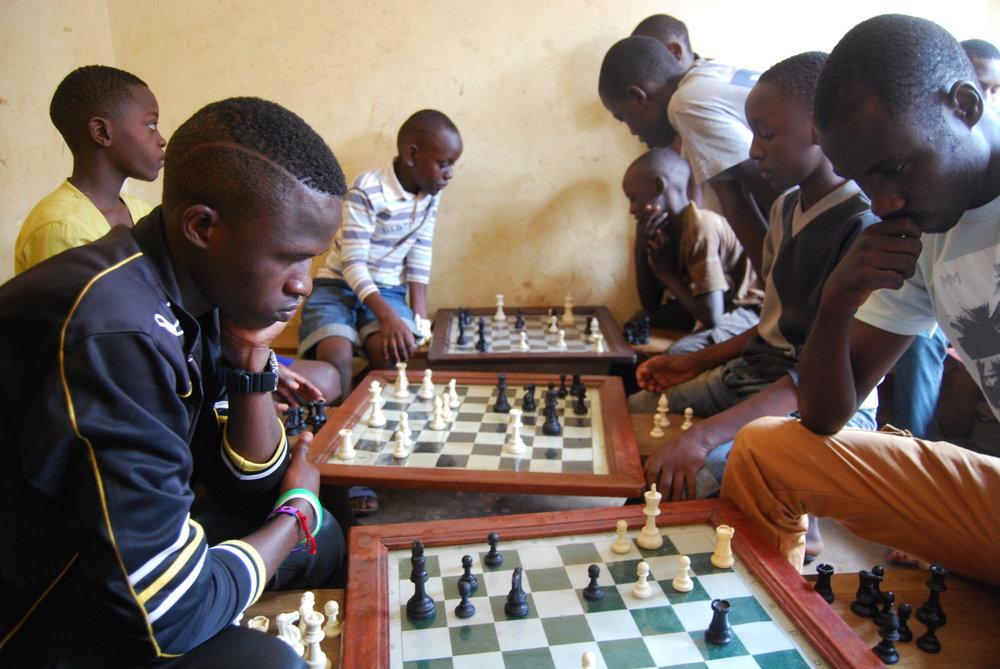 "Washington Post: ""Uganda's 'Queen of Katwe' got her start at this slum chess school"