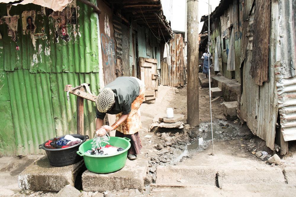 04  water in everyday life, Nairobi, Kenya (source: author's own)
