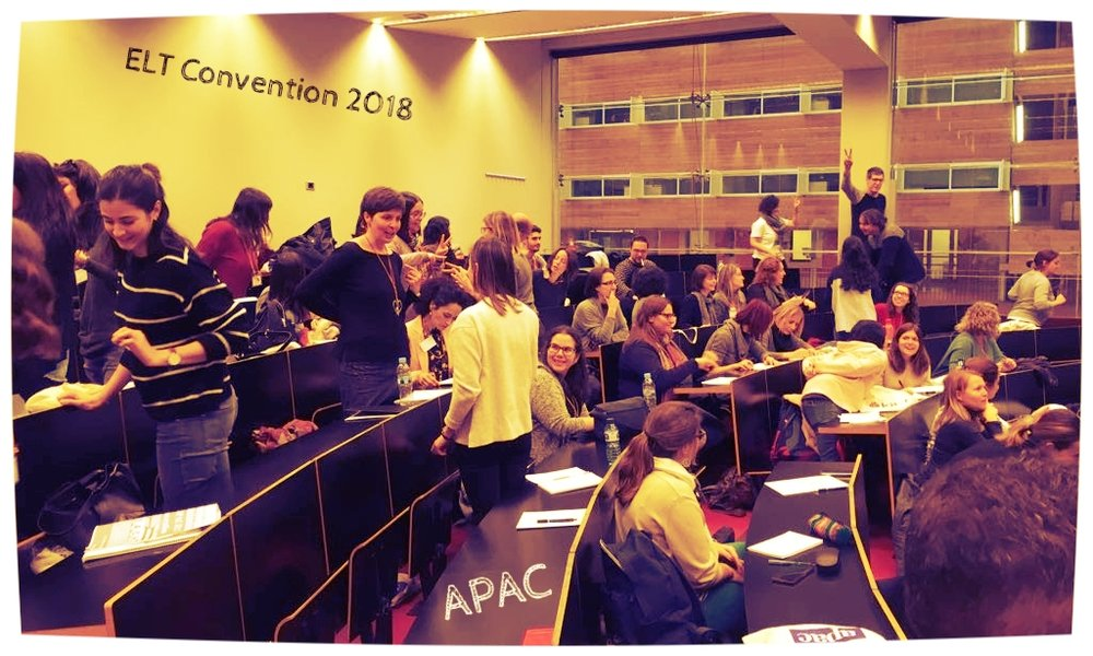 Our mission - APAC is a non-profit association that supports English teachers working in Catalonia - primary and secondary school teachers, language academy or freelance teachers, material developers, whatever is your expertise. Even though we work with many associations and companies, we remain independent, striving to offer our associates a platform in which to interact, train and share with other teachers and agents involved in the field.