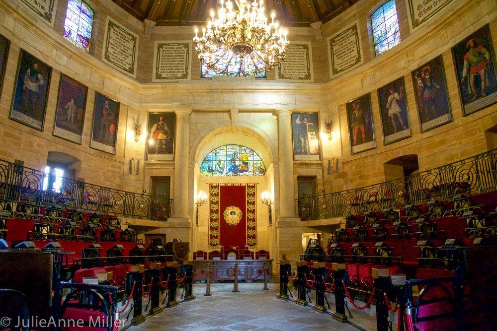 Guernica Assembly House