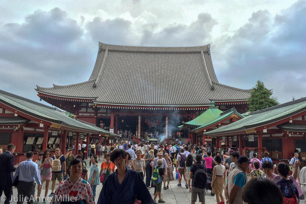 Sensouji Temple