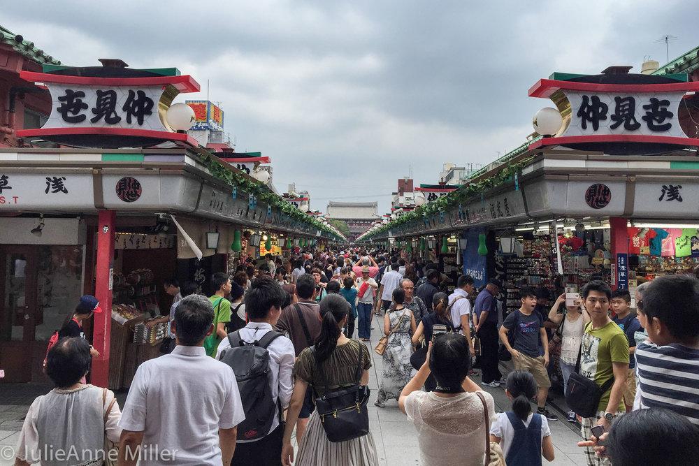Akamise Shopping Plaza