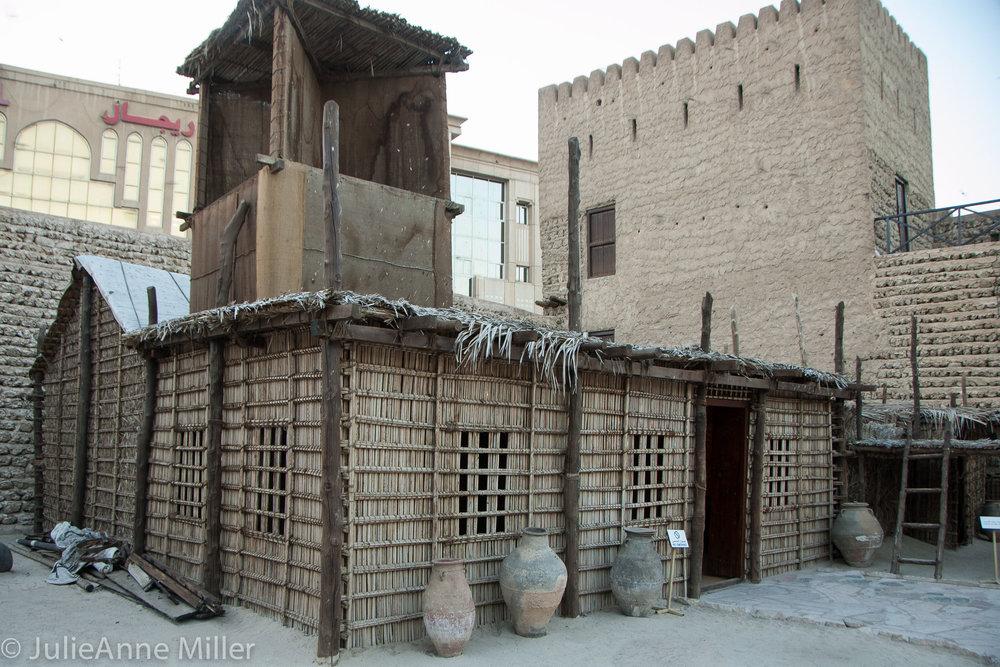 Dubai Museum at Al Fahidi Fort