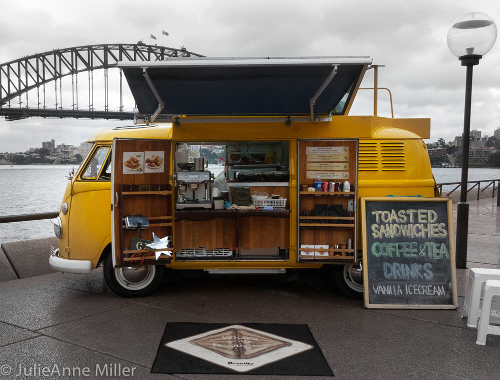 Yellow Bus Cafe