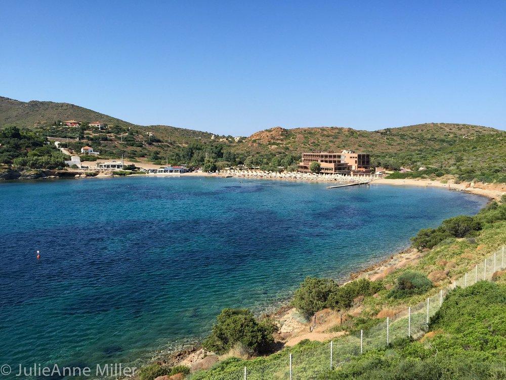 Cape Sounia