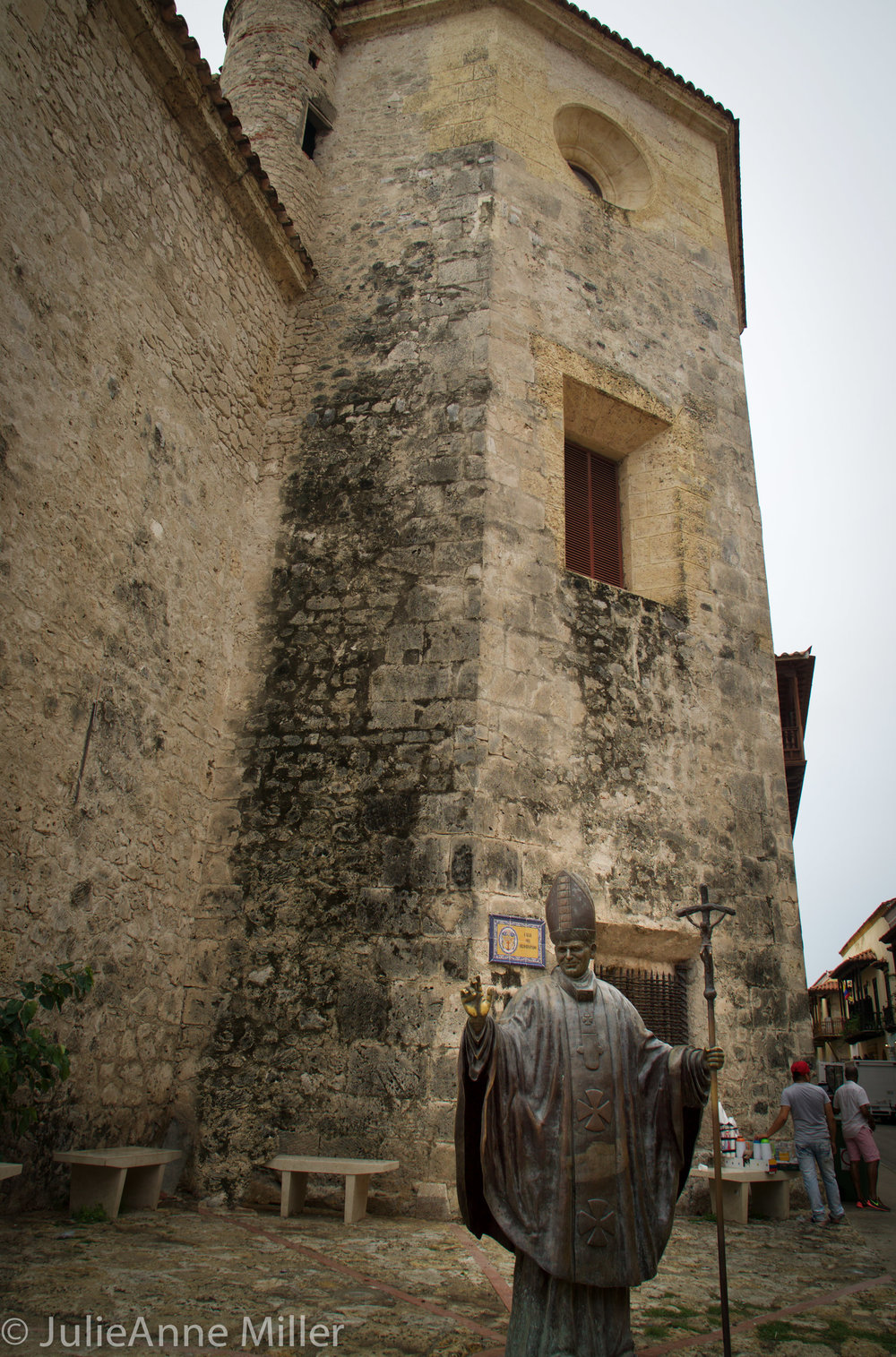 Cloister of Santo Domingo
