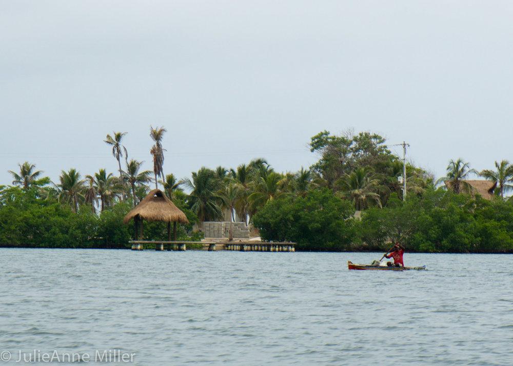 rosario islands and rower.jpg