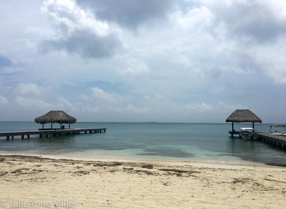 Rosario Islands private beach.jpg