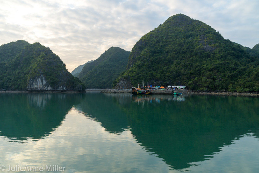Viet Hai port