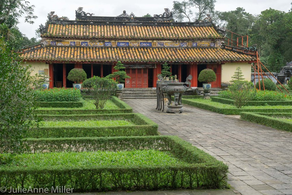 Gia Long Tomb