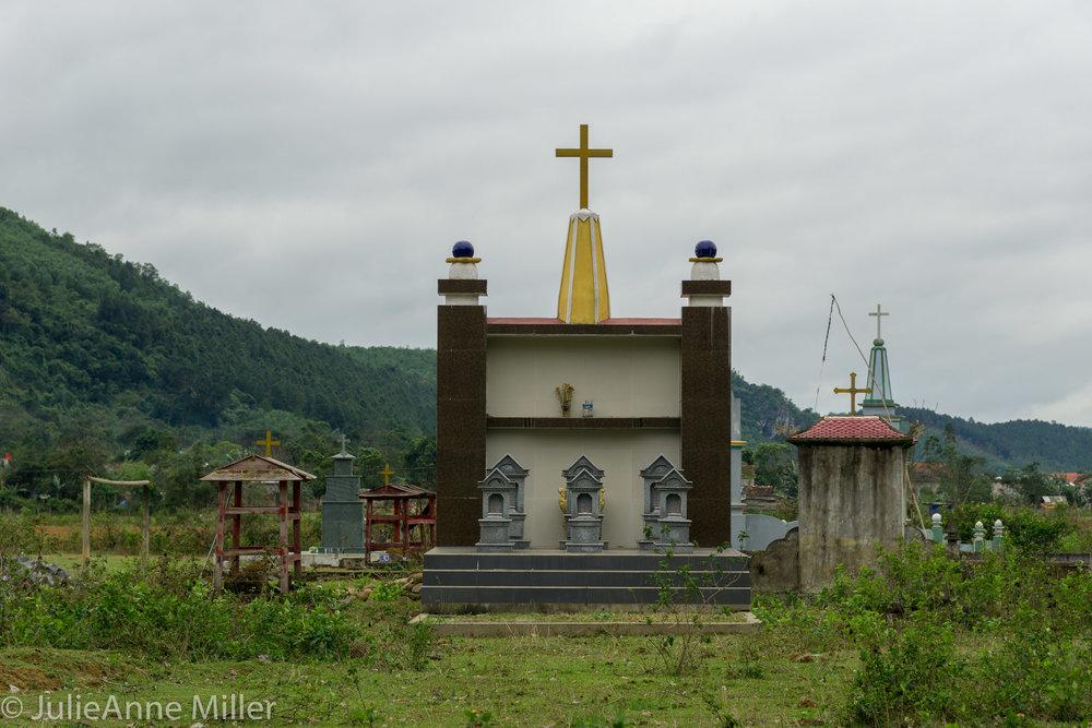 ancestor grave
