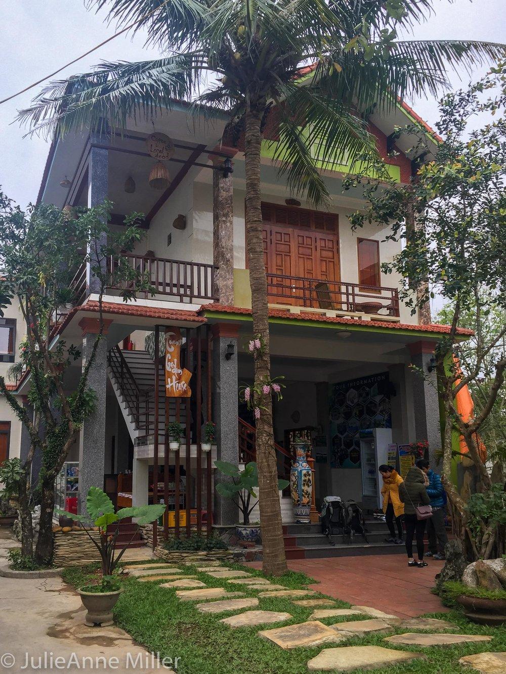 Tuan's Gardenhouse Homestay