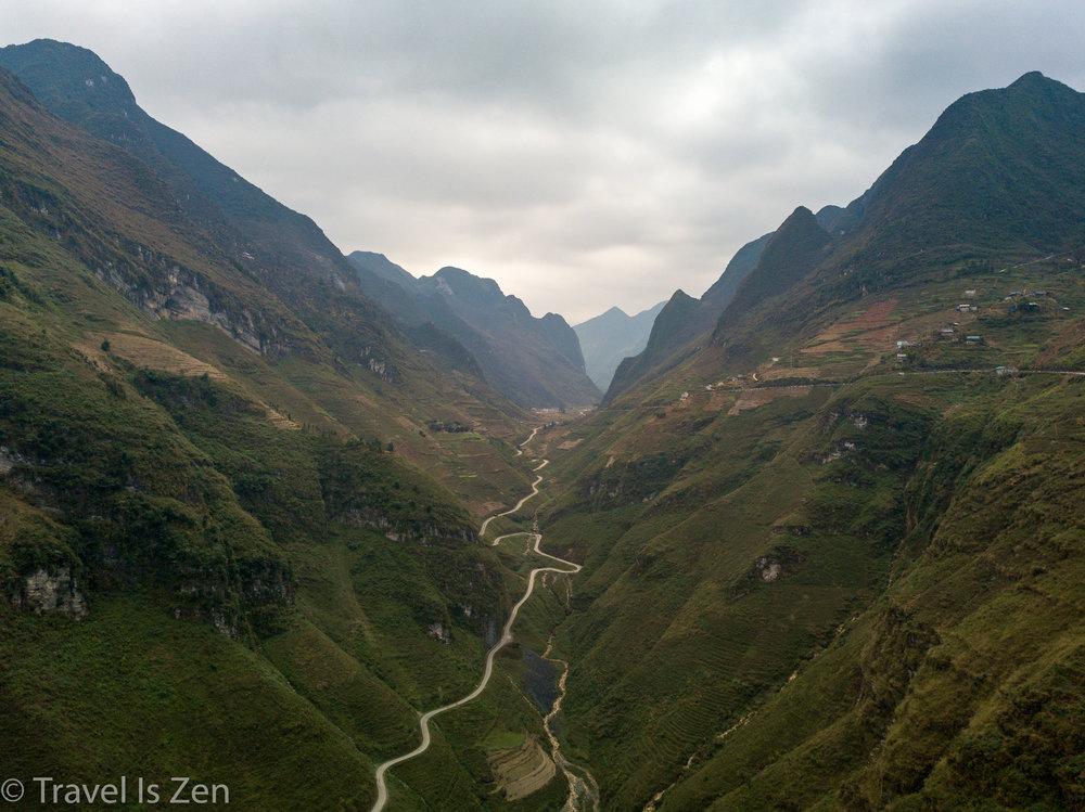 Ma Pi Leng Pass, Vietnam