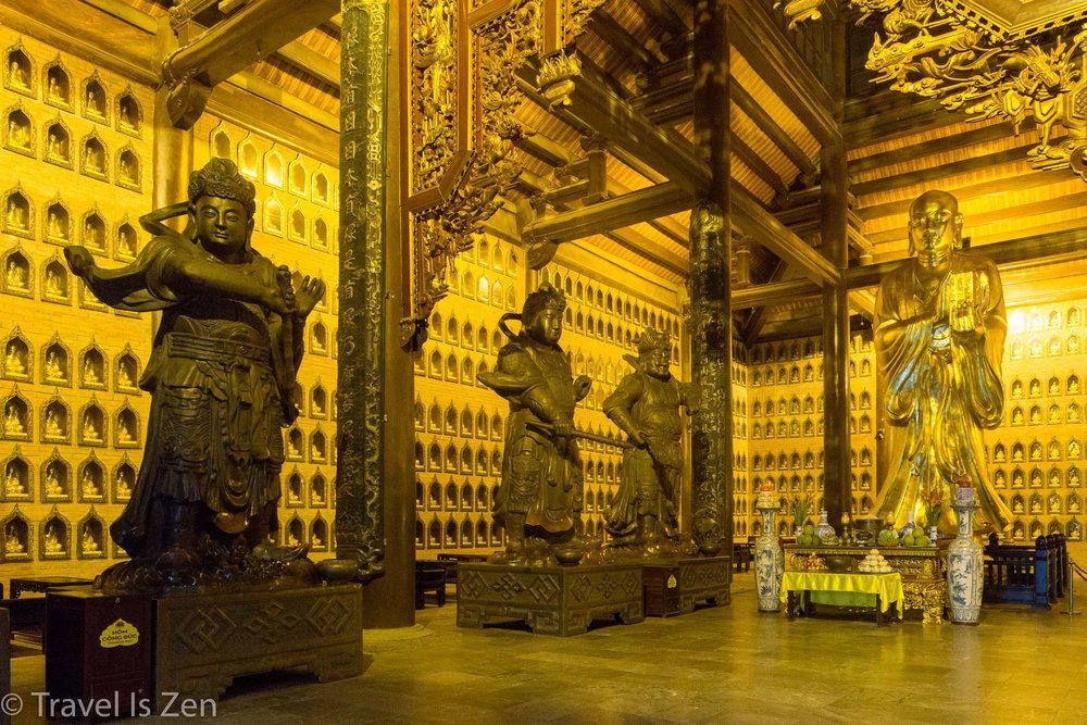 Bai Dinh Temple