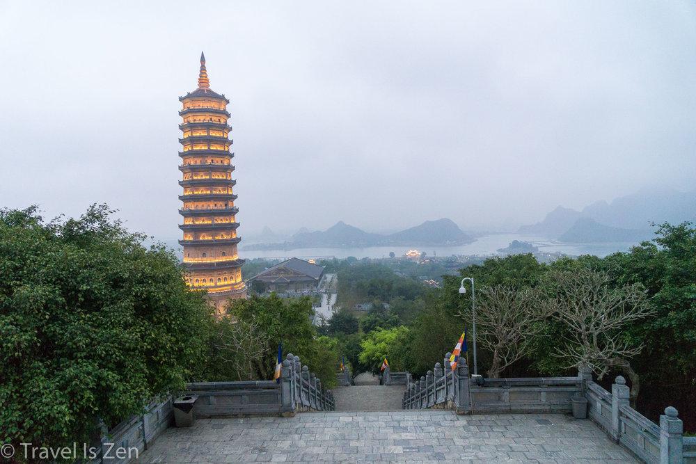 Bai Dinh temple complex