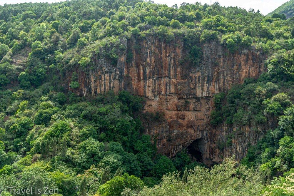 Jiuxiang Cave 九乡, Yunnan Province, China