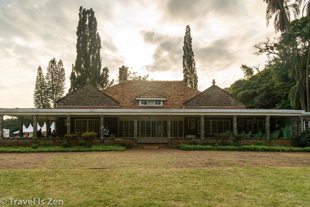"Karen Blixen Museum near Nairobi, Kenya ""at the foot of the Ngong Hills…"""