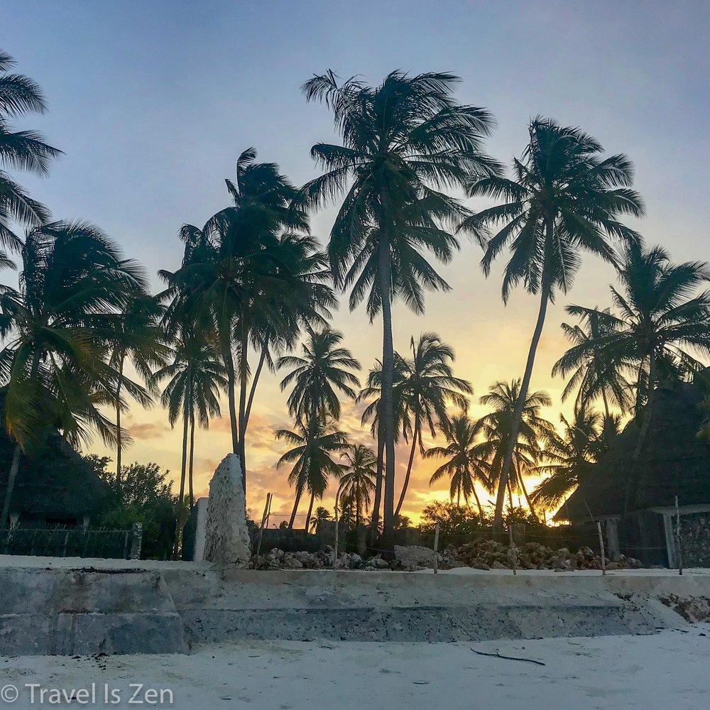Zanzibar - Stone Town and Jambiani Beach