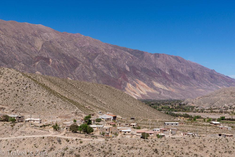 Tilcara, Jujuy Province