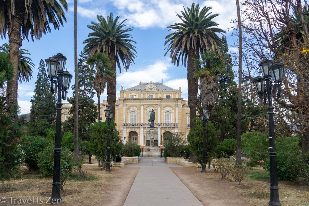 Legislature Palace