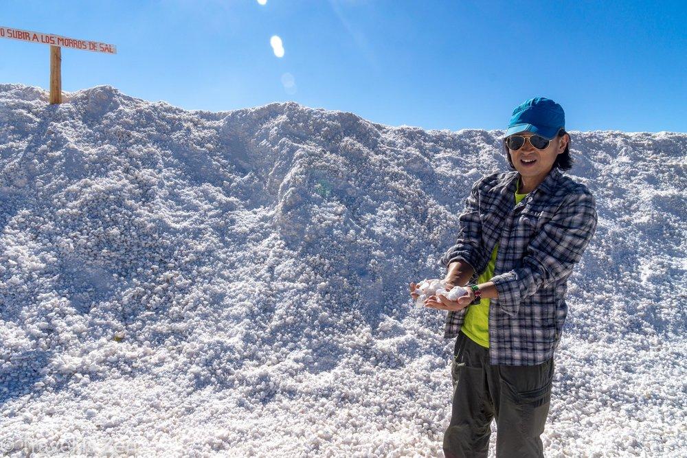 Salt! Salinas Grandes