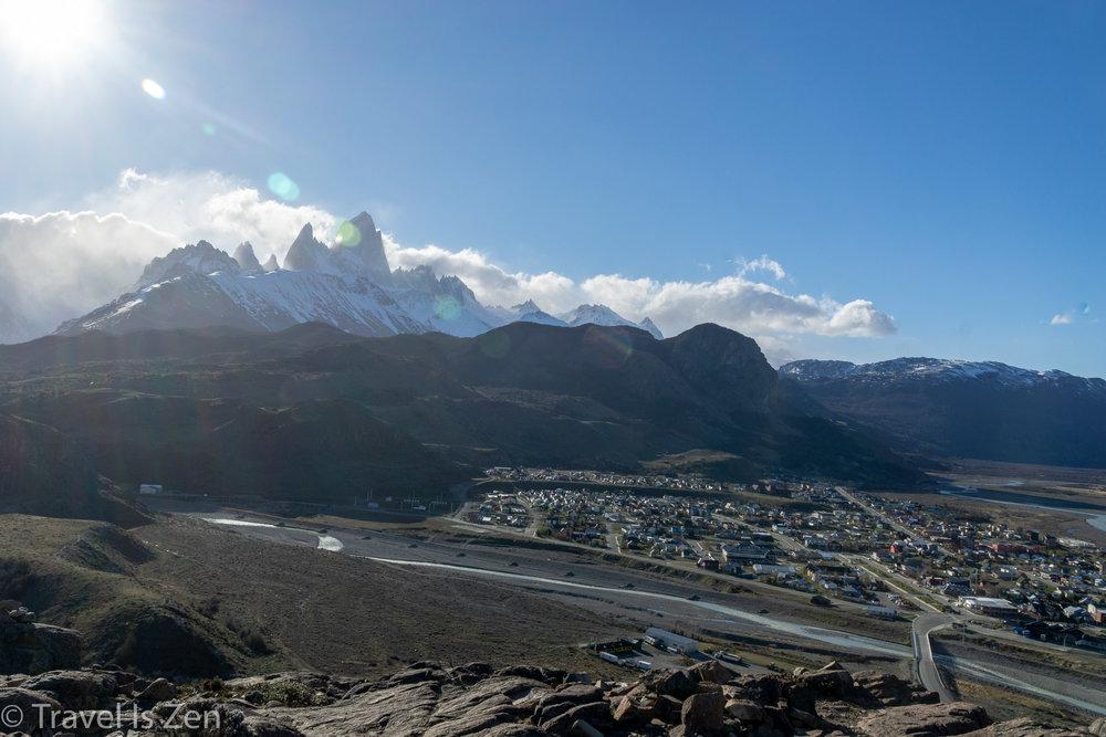 El Chaltén, Los Glaciares National Park, Patagonia