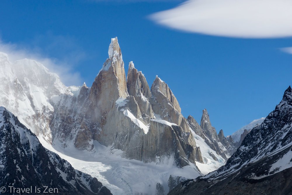 Cerro Torre, El Chaltén, Patagonia, Argentina