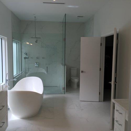 Miami Residential Construction ECSC Construction - Bathroom contractors miami