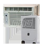 Room Air & Dehumidifiers