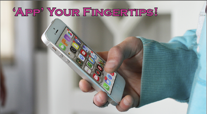 App your fingertips - Click here to submit an app review.