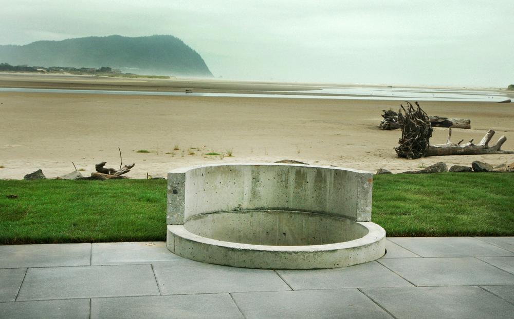 The Oregon Coast -