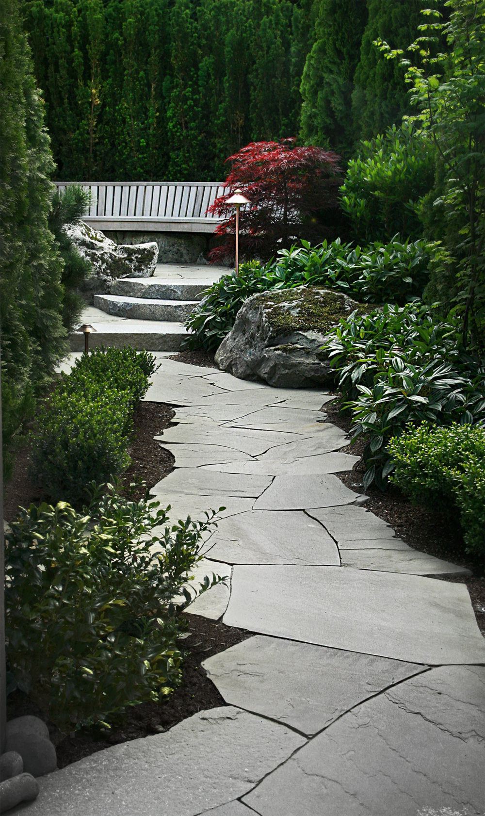 Walks, Steps, & Patios -