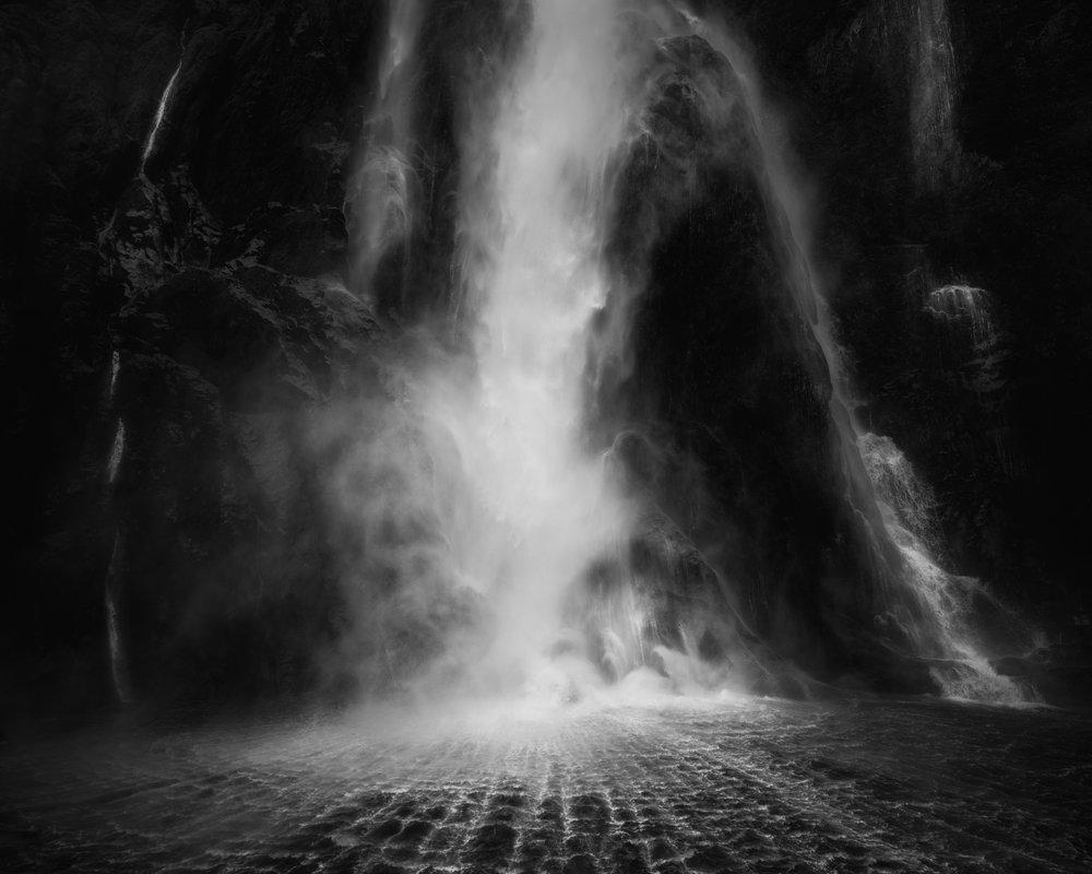 Stirling Falls, Fiordland National Park, 2017