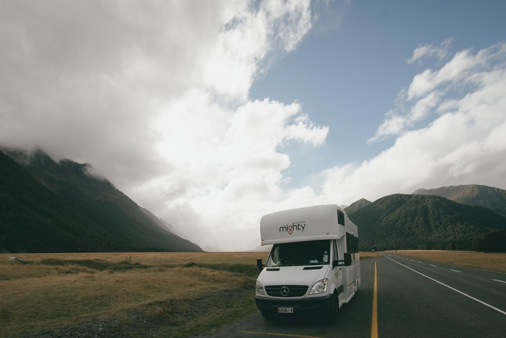 When The Journey Ends, Fiordland National Park, 2017
