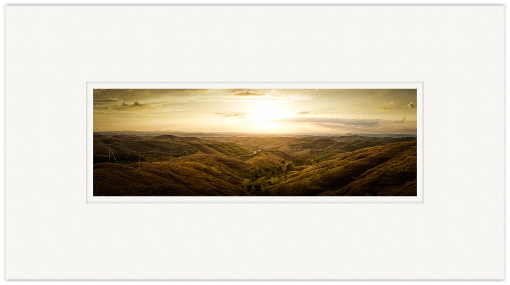 Into The Sun   20cm x 60cm Photo Paper Limited Edition of 99   IDR 699,000