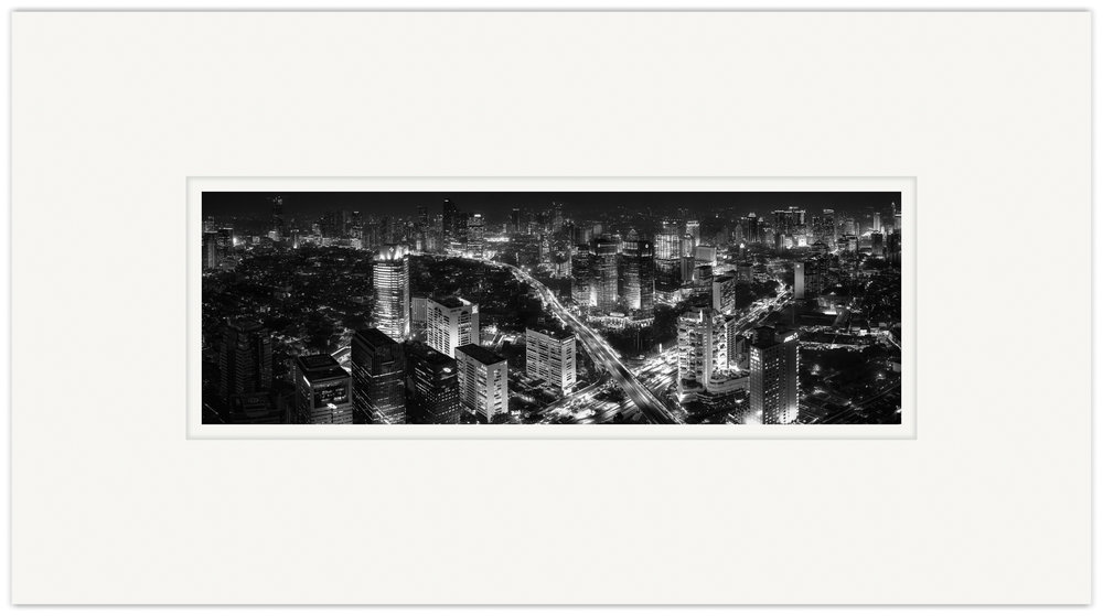 South Jakarta Interchange   20cm x 60cm Photo Paper Limited Edition of 99   IDR 699,000