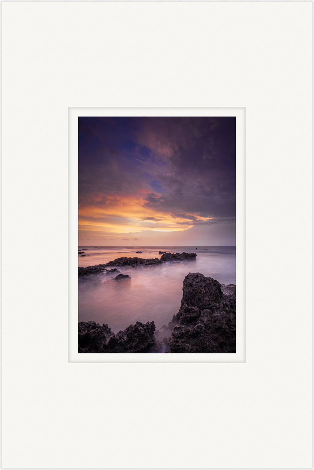 Anjer Dusk II 10cm x 15cm Photo Paper Limited Edition of 99 IDR 249,000