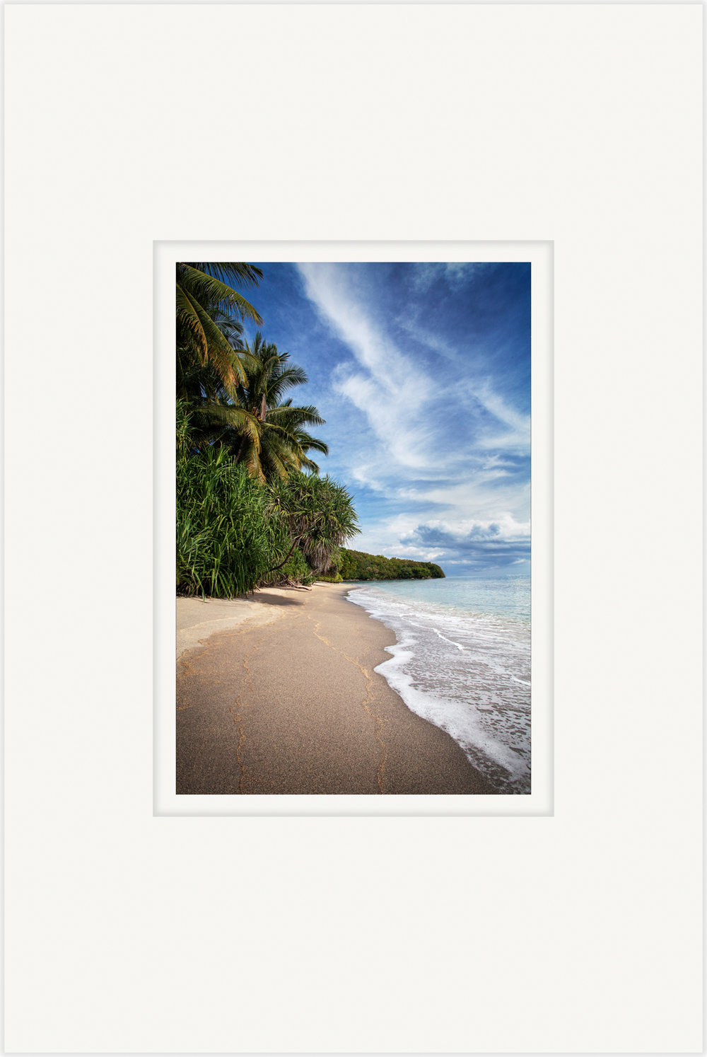 Tropic Cross 10cm x 15cm Photo Paper Limited Edition of 99 IDR 249,000