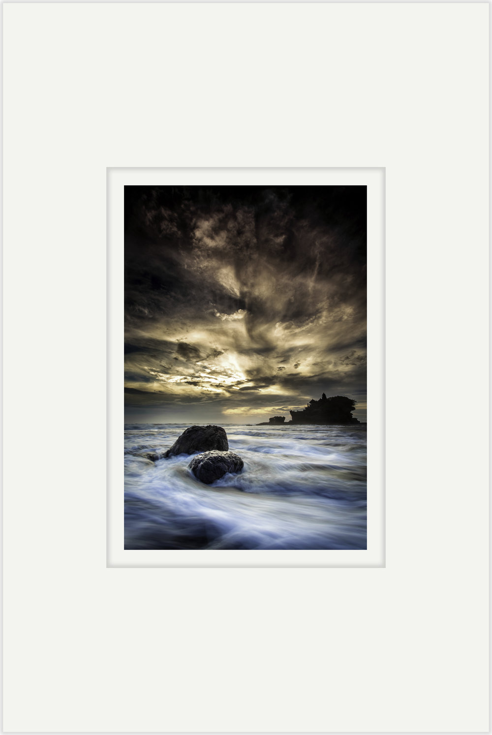 Rough Tide And Sky 10cm x 15cm Photo Paper Limited Edition of 99 IDR 249,000