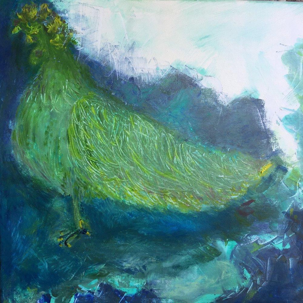 Paradiesvogel (2017)