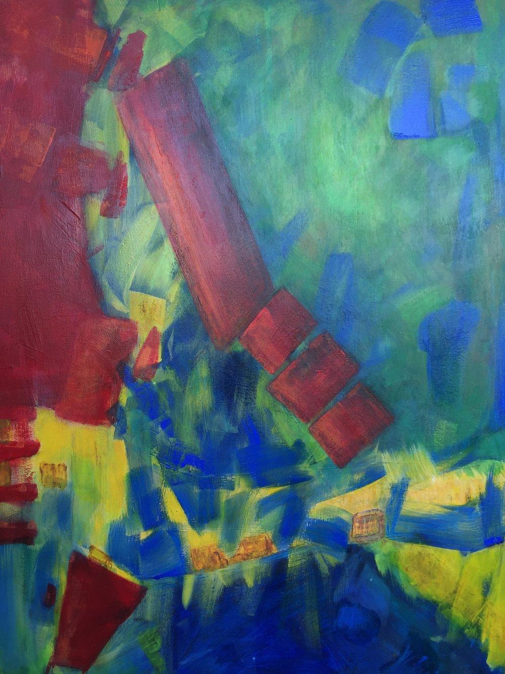 Expressionistisch (2014-2ß18)