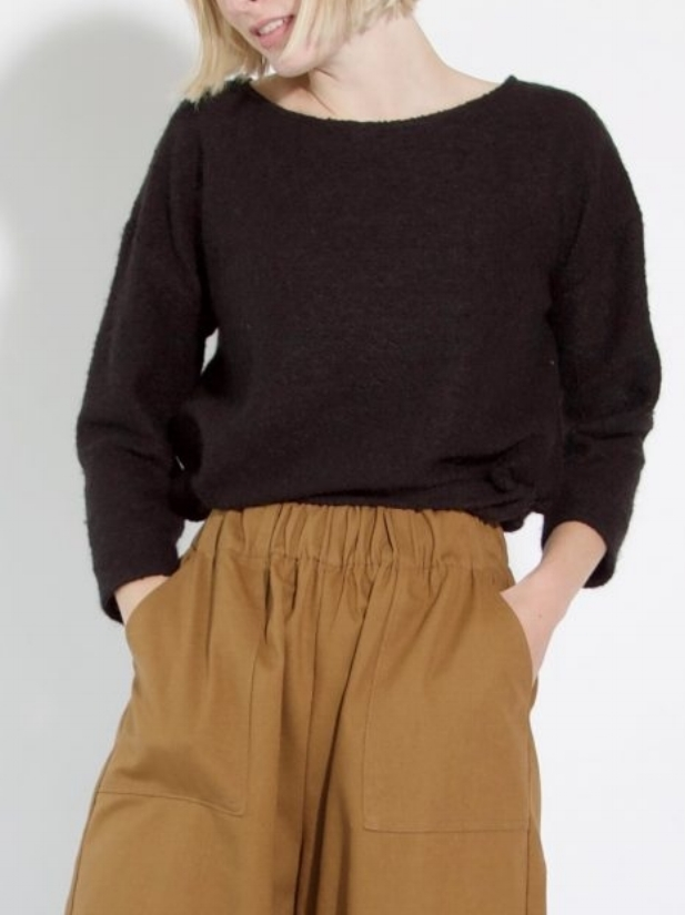 Knotted Sweater ($180)